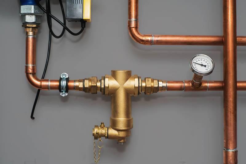 plumbing exeter